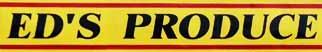 Eds Produce